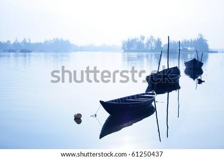 Boat in zen