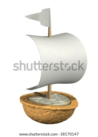 Boat-Walnut