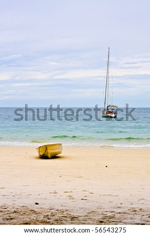Boats & Beach