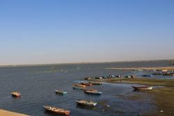 boats on the Nile Sudan