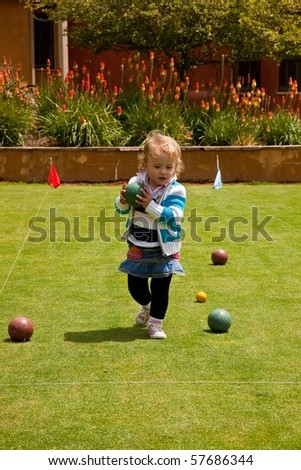 Bocce  is a ball sport belonging to the boules sport family, closely related to bowls and p?tanque  with a common ancestry from ancient games played in the Roman Empire.