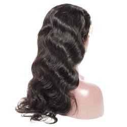 body wavy black human hair weaves extensions wigs