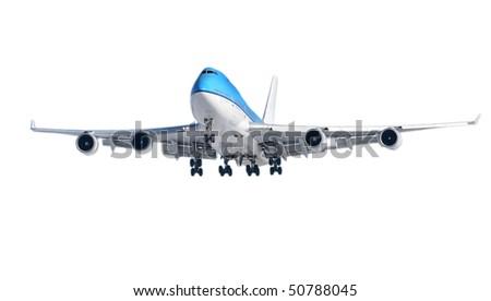 Boeing - 747. Plane