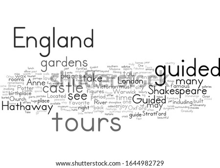 BOff the Beaten Path on Guided Tours of England
