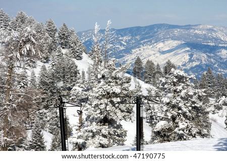 Bogus Basin Ski Resort, Boise, Idaho