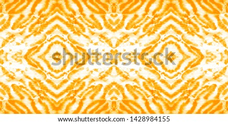 Bohemian print. Seamless african pattern. Tribal decorative style. Peruvian folk drawing. Inca fashion illustration. White, gold, orange bohemian print.