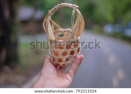 boiled egg in hot spring