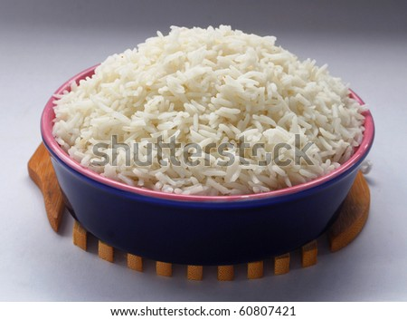 how to prepare boiled rice