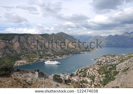 Boka Kotorska Montenegro
