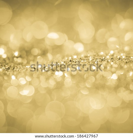 Bokeh abstract background wallpaper gold diamond for wedding card design