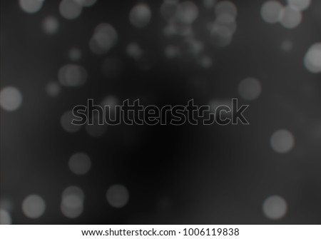 Bokeh abstract texture. Colorful. Defocused background. Blurred bright light. Circular points. - Shutterstock ID 1006119838