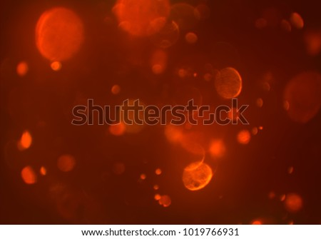 Bokeh abstract texture. Colorful. Defocused background. Blurred bright light. Circular points. - Shutterstock ID 1019766931