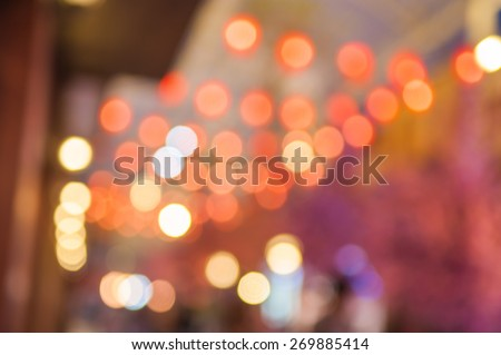 Bokeh Background & Abstract Background #269885414