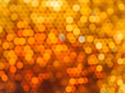 Bokeh background from bee hive