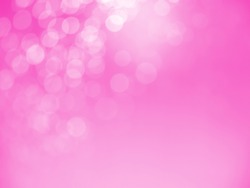 bokeh Backgrounds color pink