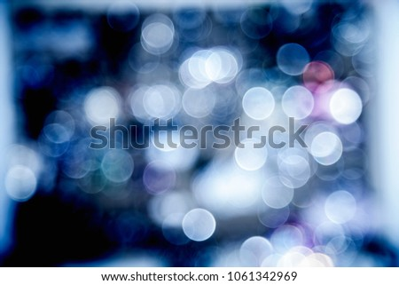 Bokeh illumination light background. can be used for display or enter text and montage anything your. #1061342969