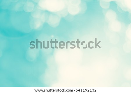 Shutterstock Bokeh leaf background. High resolution empty space concept for Banner, website, decoration card, retro bio eco. High Resolution Vintage Cyan shade azure blue colour wallpaper. cerulean Turquoise.