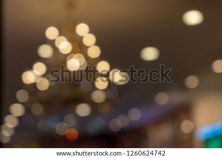 Bokeh lights background  #1260624742
