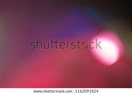 Bokeh - Luces fuera de foco Foto stock ©