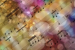 Bokeh Piano Sheet Music