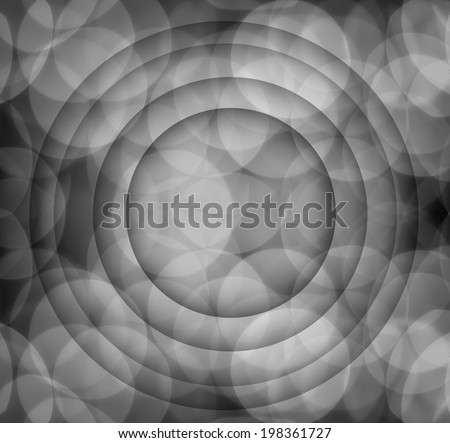 Bokeh twin  abstract green circle background twin for simply text for art work round,circular,flexible,slick,circle in quadrate four-square