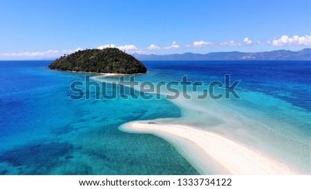Bon Bon beach in Romblon, the Philippines