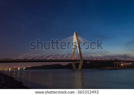 Bond Bridge #365312492