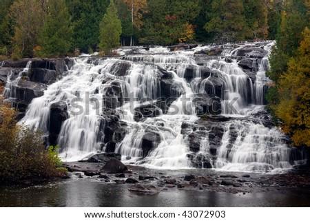 Bond waterfall