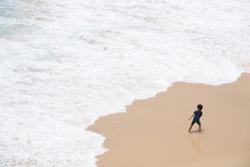 Bondi Beach child
