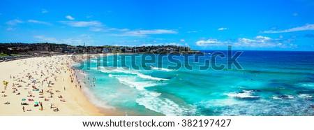 Bondi beach in Sydney,Australia.