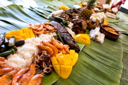 boodle fight set