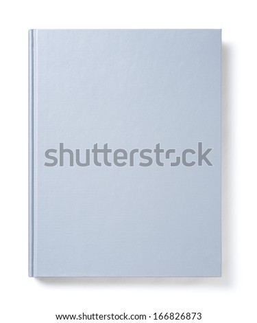 Book isolated on white background #166826873