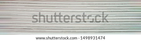Book page close up texture background panorama Сток-фото ©
