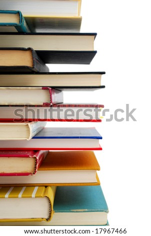 books and studying