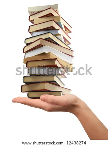 Books on hand