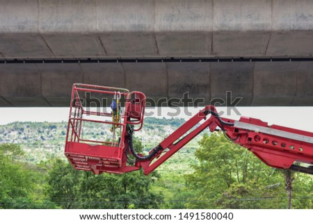 boom lift, boom lift from Thailand country