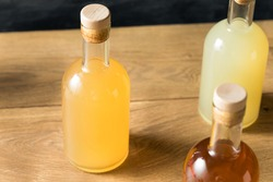 Boozy Batched Cocktails in a Bottle To Go Ready to Drink