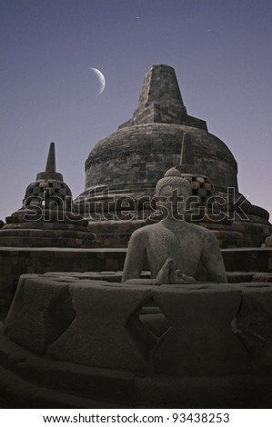 Borobudur Night