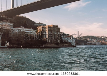 Bosporus Trait, Istanbul