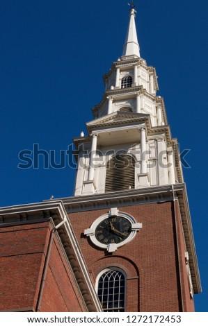 Boston landmark architecture