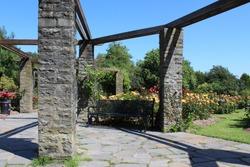 Botanic Gardens in Belfast, Northern Ireland.