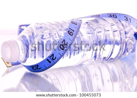 Bottle and measurement