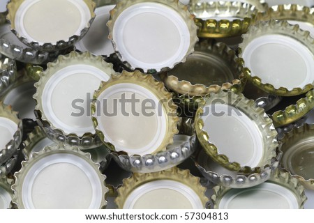 Bottle Caps must be removed to open bottles.
