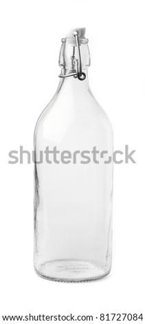 bottle crystal