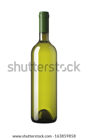 bottle green, on a white background.