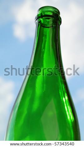 bottle neck in the sky