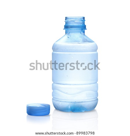 bottle water mineral