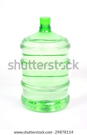 bottled water for a water cooler
