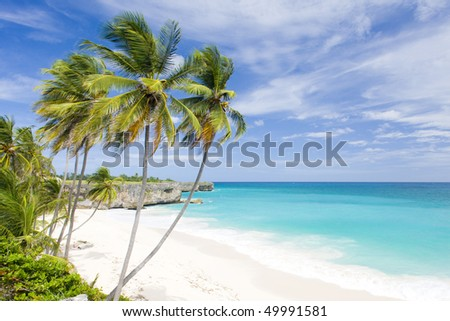 Bottom Bay; Barbados; Caribbean