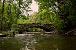 Boulder Bridge Rock Creek Park